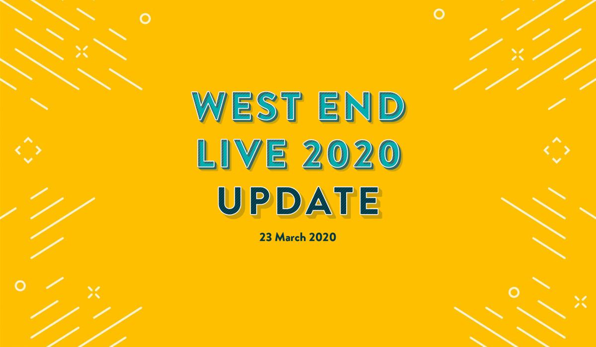 westendlive 2020 new