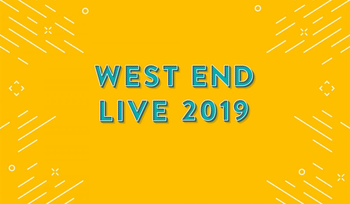Official Website | West End LIVE | 22 – 23 June